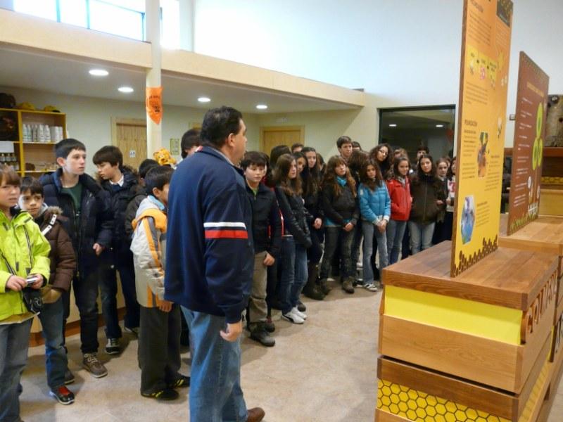 También visitamos el Museo de la Miel