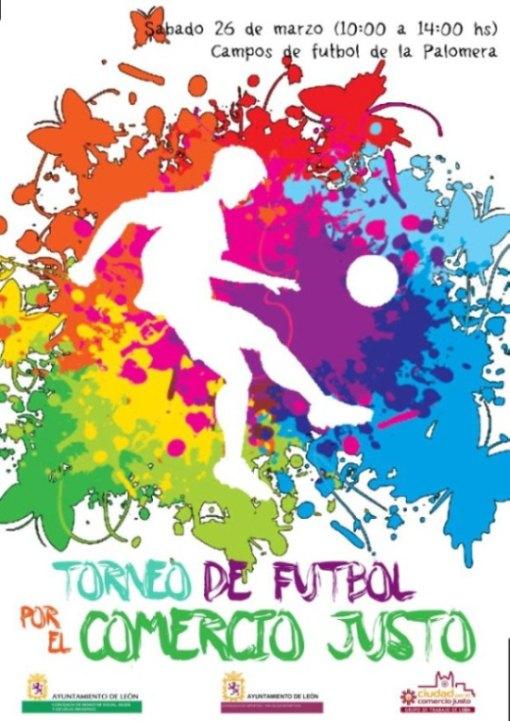 Torneo Futbol Comercio Justo