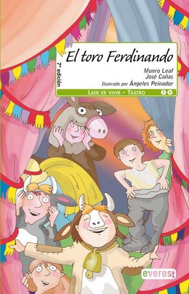 MUNRO LEAF, El toro Ferdinando