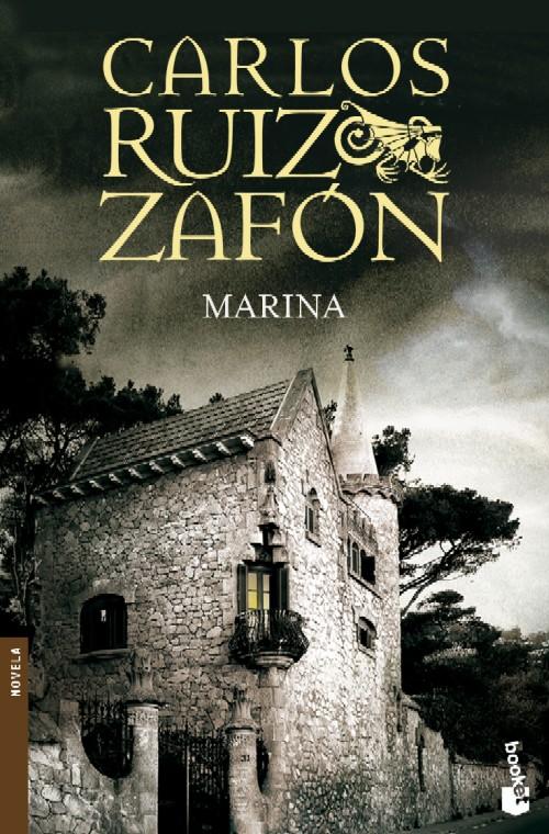 CARLOS RUIZ ZAFÓN, Marina