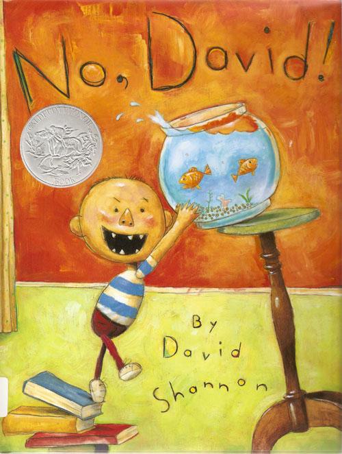 DAVID SHANNON, ¡No, David!