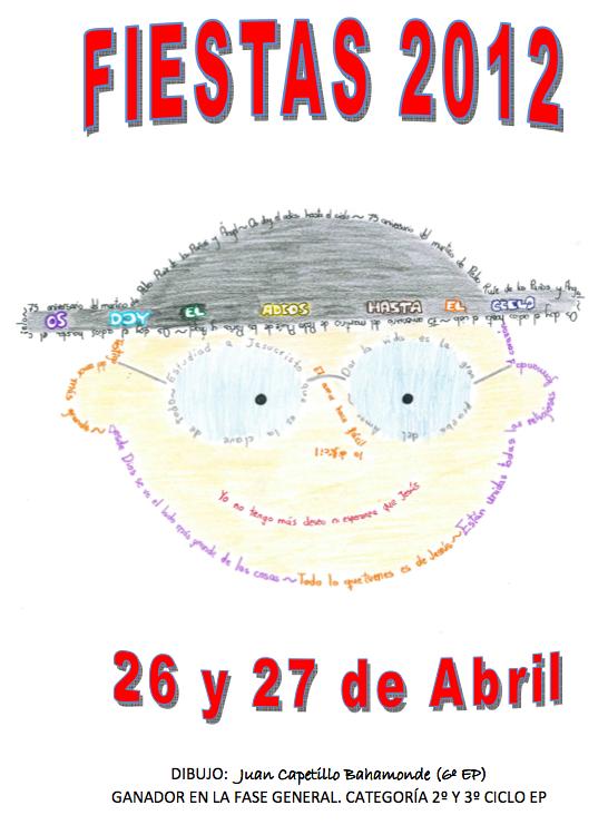 Fiestas del Colegio 2012