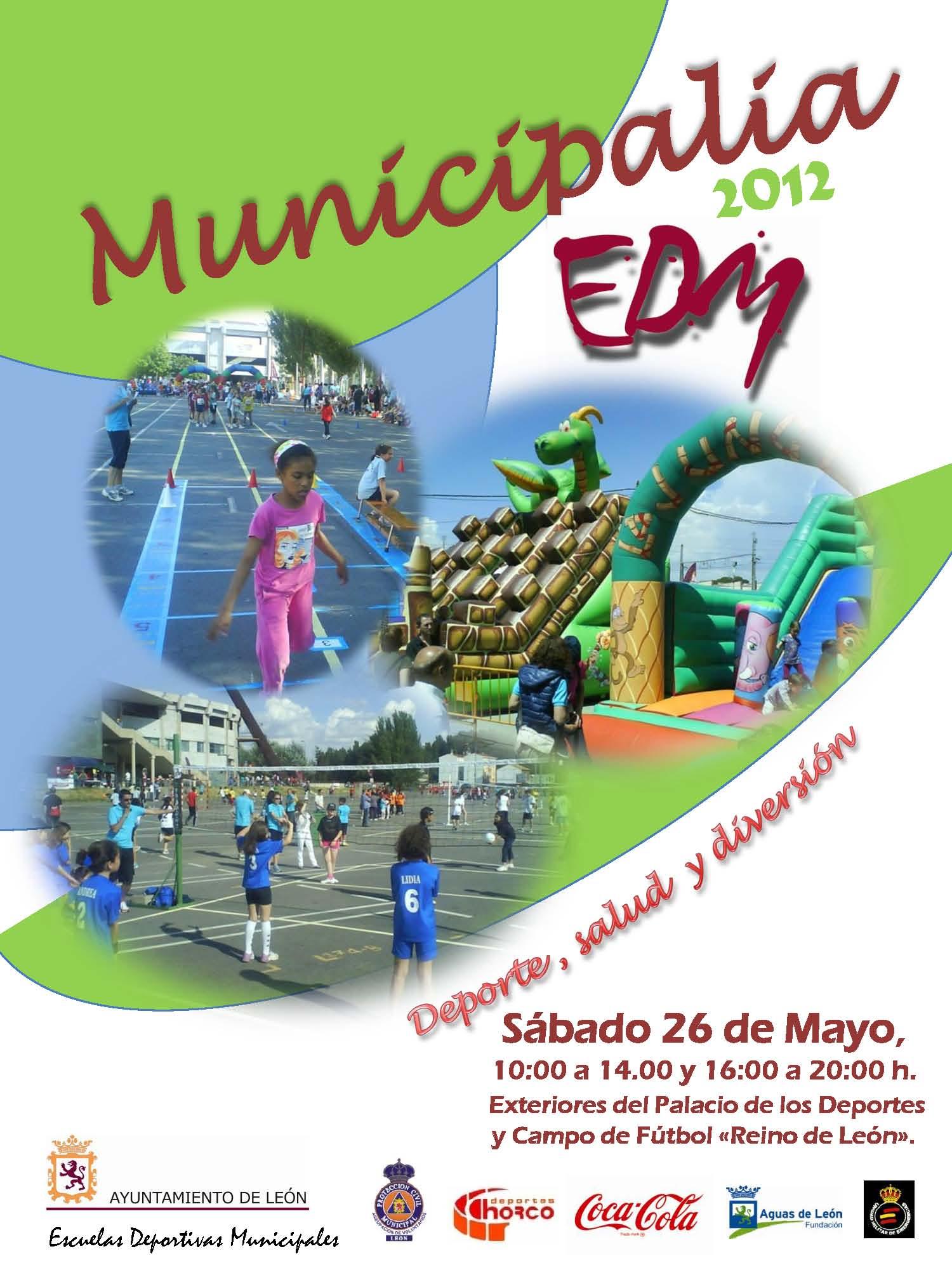 Municipalia 2012