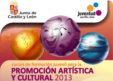 Cursos de Promoción Artística y Cultural 2013