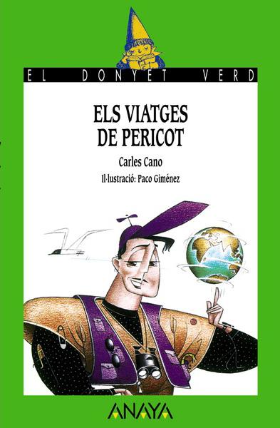 CARLES CANO, Los viajes de Pericot
