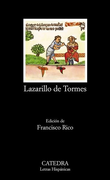 ANÓNIMO, El lazarillo de Tormes