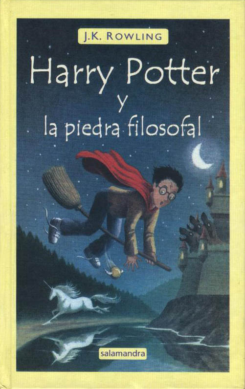 J.K.ROWLING, Harry Potter y la piedra filosofal