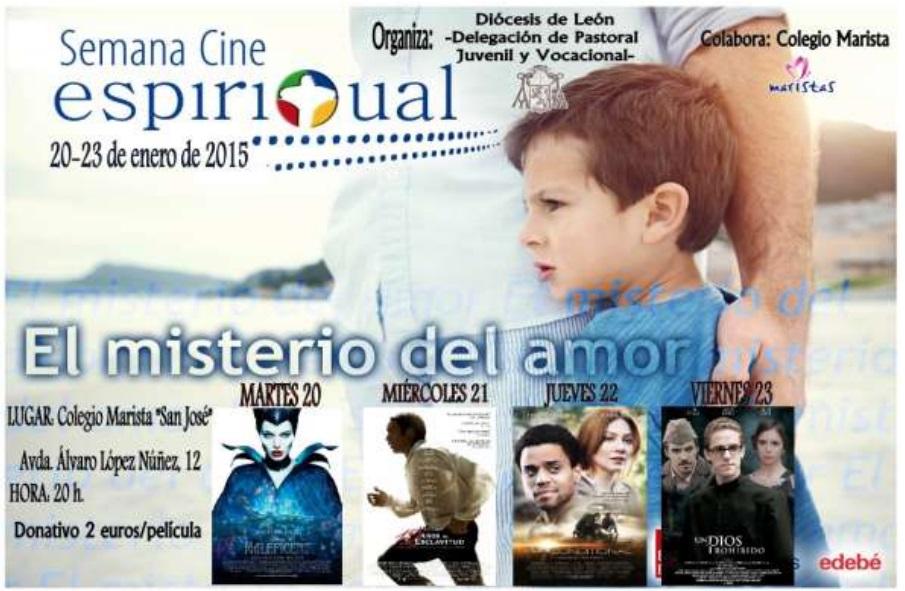 semana cine espiritual 2015