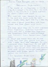 Descriptions 5º E.P. - 05 (March 2015)
