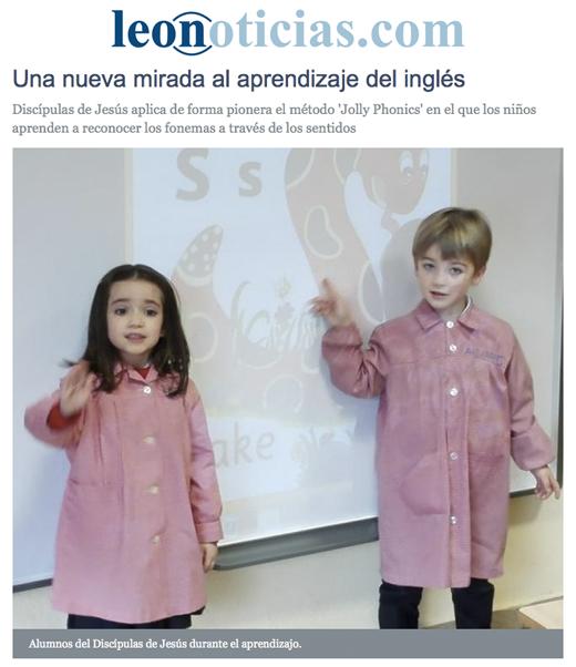 Una nueva mirada al aprendizaje del inglés (pincha para seguir el enlace)
