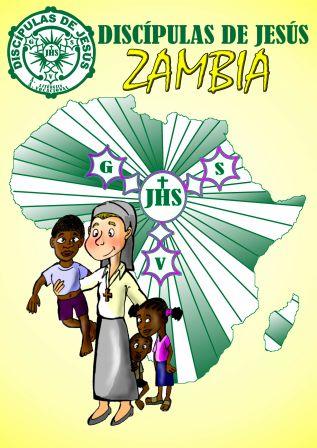 Discípulas de Jesús Zambia