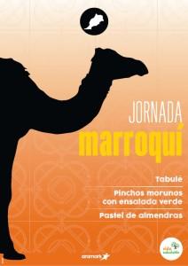 Cartel I JJGG Marroqui 1516