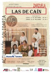 Zarzuela: Las de Caín