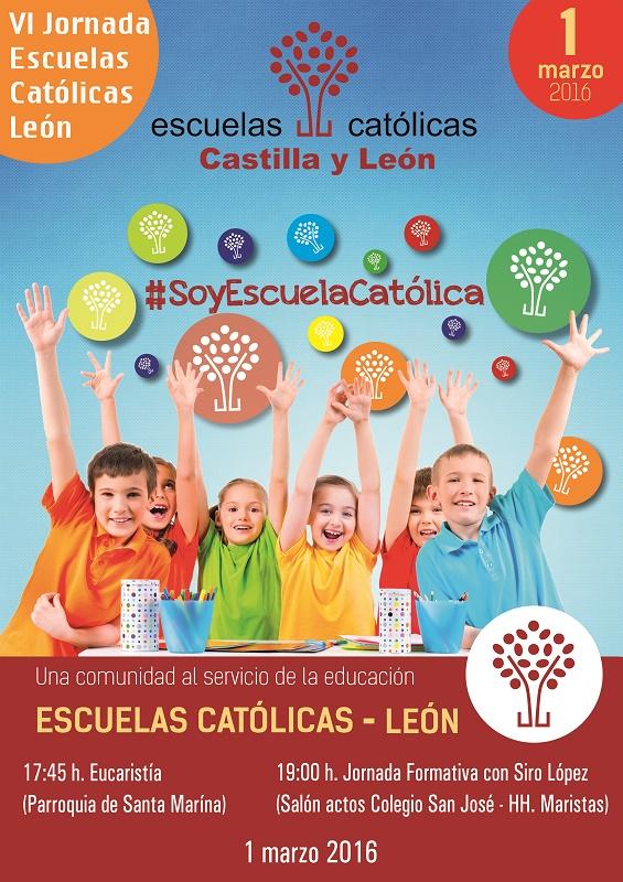 VI Jornada Escuela Católica León
