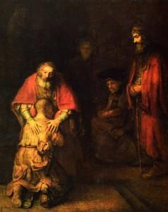 Rembrandt-hijo pródigo