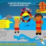 Campaña preventiva de accidentes en instalaciones acuáticas