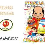 Fiestas del colegio 2017