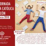 VIII Jornada de la Escuela Católica en León